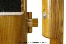 Wooden Dummy Stationary-2