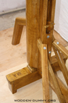 Wooden Dummy Free Standing