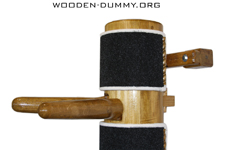 Wooden Dummy Stationary
