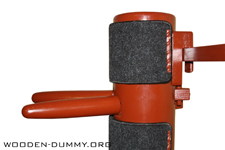 Wooden Dummy Classic Folding